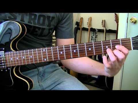 Gustavo Cerati | Fantasma | Guitar Cover HD
