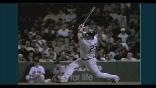 Jason Giambi HR Baseball Swing Slow Motion Hitting Mechanics Instruction 10000fps MLB