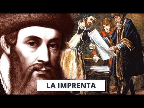 The IMPRENTA and its IMPACT on the HISTORY (Sub Eng) from YouTube · Duration:  6 minutes 46 seconds