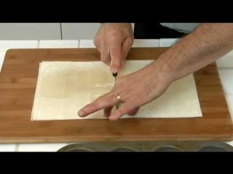 How To Make Phyllo Shells