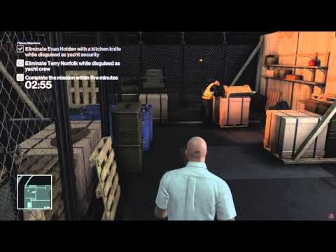Hitman The Einarsson Inception Level 5 3 31 Minutes Youtube