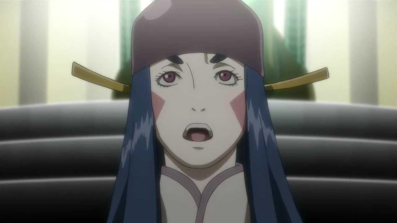Samurai 7 Anime Characters : Samurai 7 ep19 [dub] ukyo takes the throne [720p] youtube