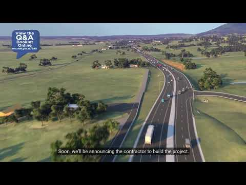 Video gallery - Berry to Bomaderry - Princes Highway upgrade - South