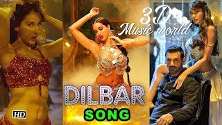Dilbar Full 3D Audio mp3 Song - 3D Audio Virtual|HQ|Satyamev Jayate|Neha kakkar|New song 2018