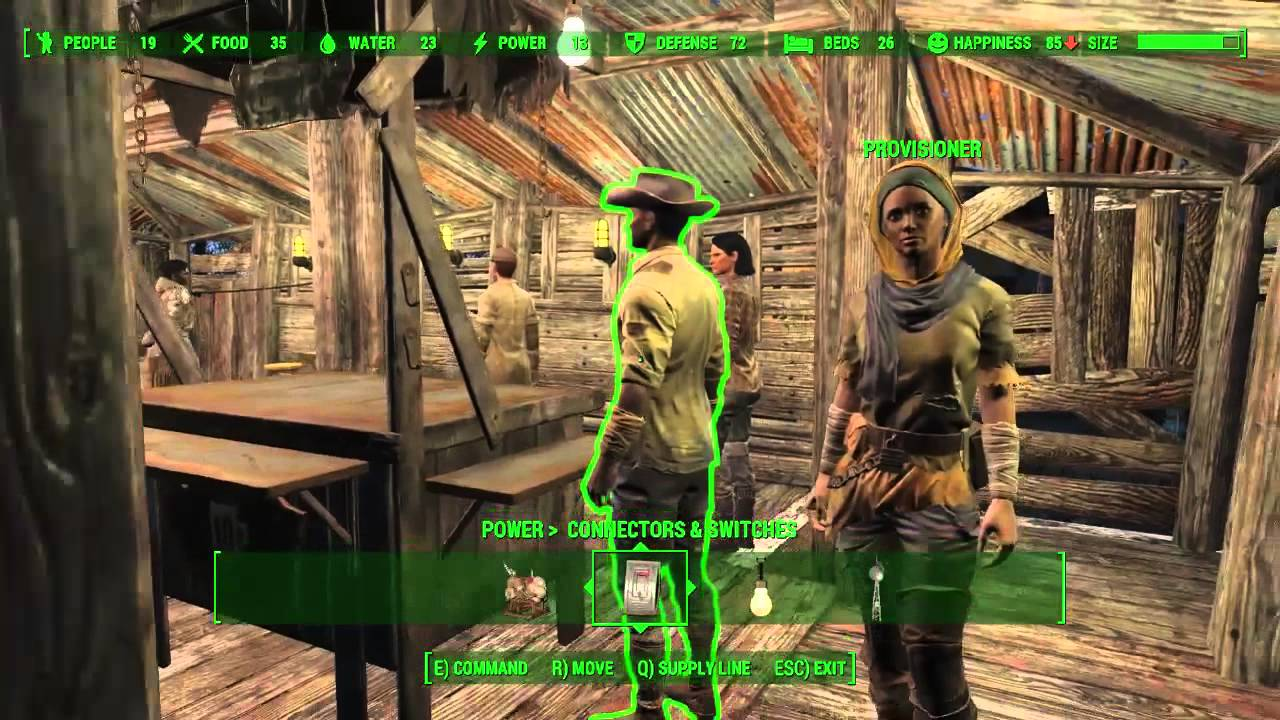 Fallout 4 Detailed Settlement Guide For Beginners -  Supply, Power, Stores, Tips and Tricks