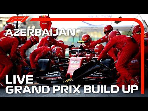 F1 LIVE: Azerbaijan Grand Prix Build-Up!