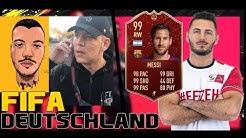 MIRZA JAHIC zieht roten MESSI TOTS   So hat MEHDI MONTE kennengelernt   FIFA 20 Highlights Deutsch
