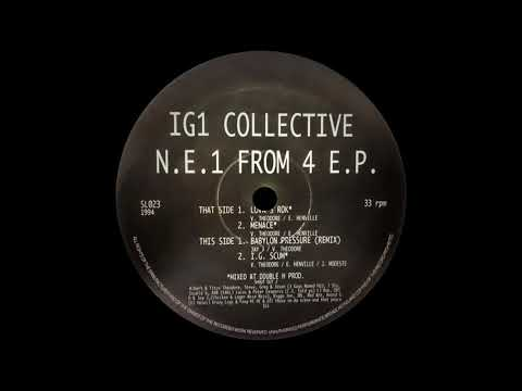IG1 Collective - Babylon Pressure (Remix)