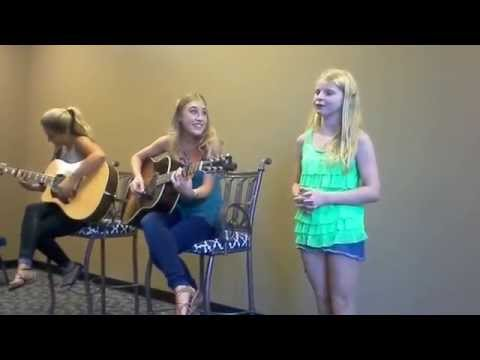 MADDIE AND TAE SING FLY WITH JAIDEN HUFFMAN
