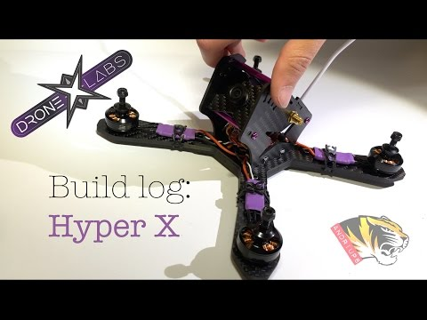 Let's Build! Multirotor Mania's OSO 250 `Race Edition` by Zoe FPV on