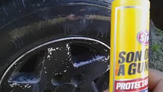 Stp son of a gun tire shine review