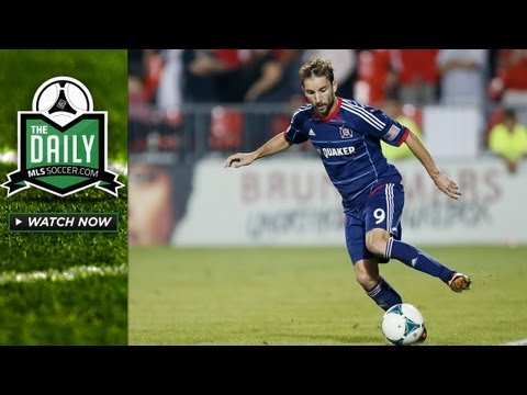 Weekend previews and Landon Donovan's 13 best goals | The Daily 10/4