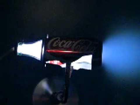 Coke Bottle Plasma Rocket Mockup Youtube