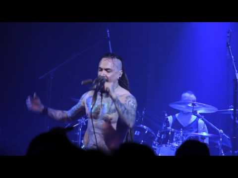 AMORPHIS Into Hiding multicam live at 70,000 Tons of Metal on Metal Injection