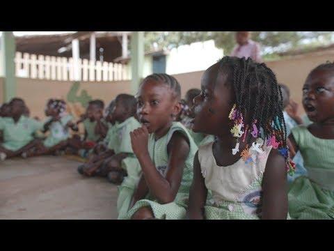 Ivory Coast   School Project