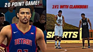 NBA 2K20 Mobile My Career -  Got My 1st 20 POINT GAME / 5'10 Pinoy NBA Player / Episode 4