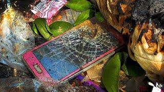 Restoration destroyed an abandoned phone   Samsung galaxy smartphone restore