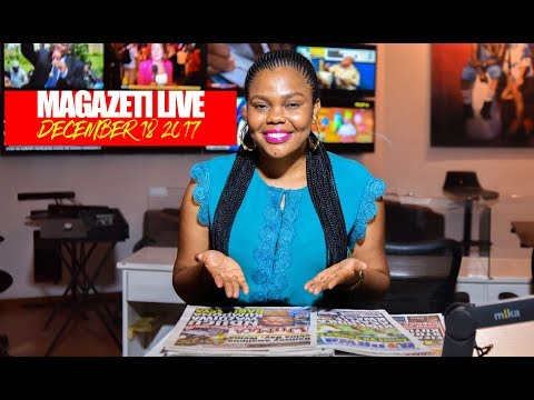 MAGAZETI LIVE: Wamevurugwa, Kina Zitto nao wajitoa kwa Nyalandu