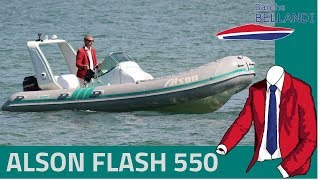 Alson Flash 550 [Test in Acqua]