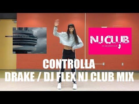 Controlla - Drake DJ FLEX / NJ CLUB MIX / @stephaniejj99 dancing