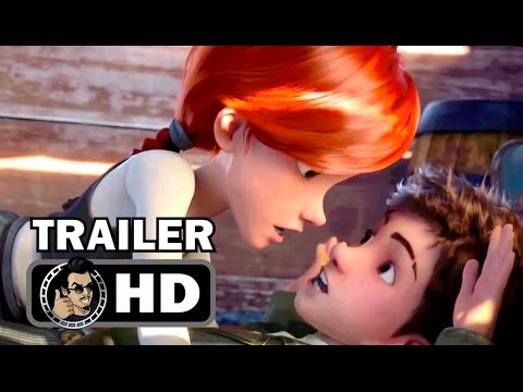 Thumbnail: LEAP! Official Trailer #2 (2017) Elle Fanning Animation Movie HD