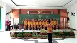 Mojang Priangan (Cover) Arr. Ria Subiantari