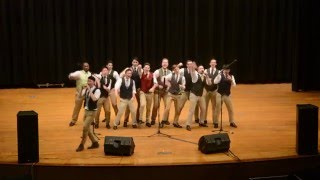 JHU AllNighters ICCA 2015
