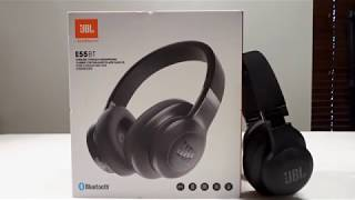 JBL E55BT headphone video, Is it worth $150???
