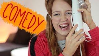 Wie man lustige Comedy Videos auf YouTube macht - Erklär's Mirella | Mirellativegal