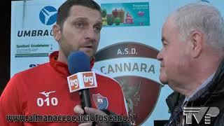 Serie D Girone E Cannara-Ponsacco 2-1