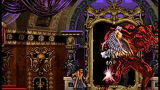 Castlevania: Dawn of Sorrow (Julius Mode) - Final Boss: Soma Cruz