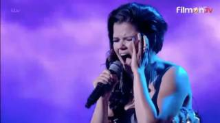 Saara Aalto / X-Factor UK / 03.12.2016 /2nd song (With Comments)