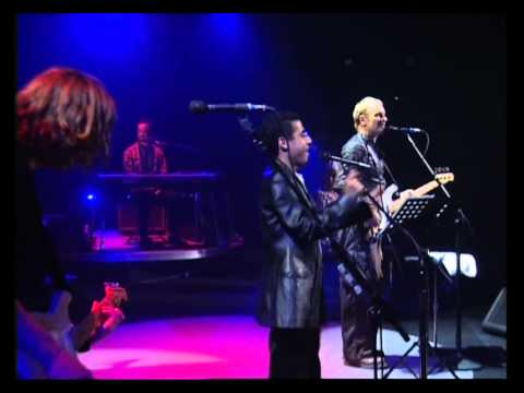 Sting featuring Cheb Mami Desert Rose LIVE