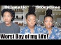 GRWM Makeup/Hair | Storytime WORST DAY OF MY LIFE! | Issa Heist | What Lies Beneath the Weave