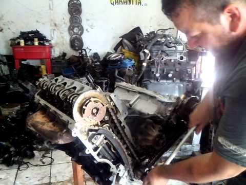 Motor Ford 5 4 Triton Youtube