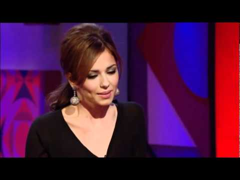 Cheryl Cole : Interview (Friday Night With Jonathan Ross 2008)