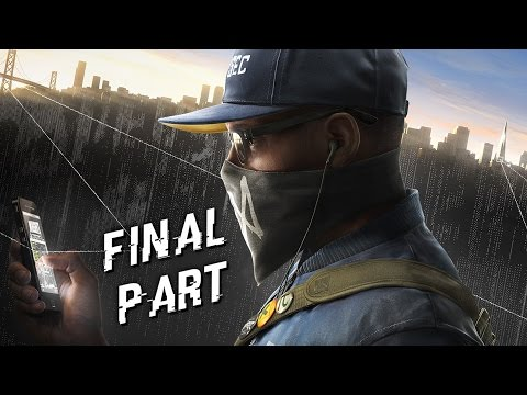 WATCH DOGS 2 - DRONE BOMBS, TOWER & HACKERSPACE! | Early Walkthrough Gameplay ENDING (PS4)