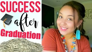 HOW TO LIVE A SUCCESSFUL LIFE 2017 | ADVICE FOR GRADUATES | Page Danielle