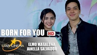 Elmo Magalona and Janella Salvador to star in
