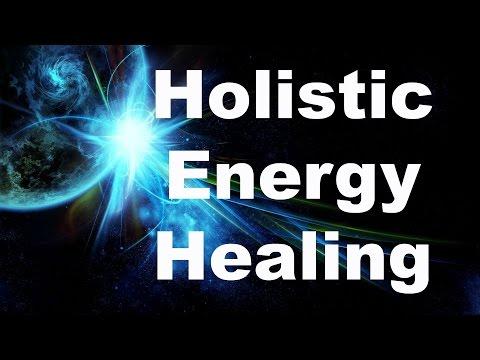 Holistic Energy Healing - Chris Kehler (The justBernard Show)