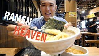 🍜 Trying ALL Ramen Stalls at Singapore's RAMEN HEAVEN! Ramen Champion