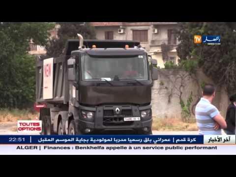 RENAULT TRUCKS ALGERIE - Roadshow - Mai 2015