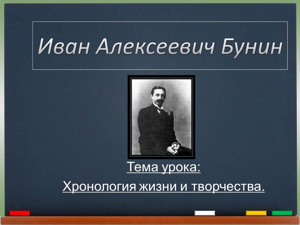 Фильм биография бунина — photo 9