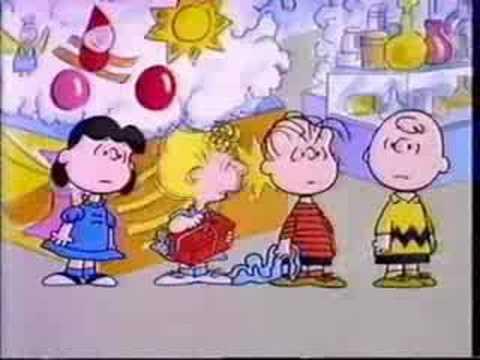 Ghetto Charlie Brown Easter Egg.火
