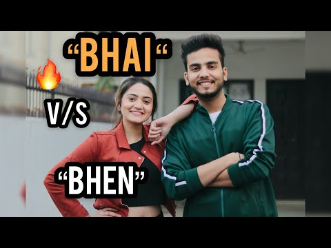 BHEN VS BHAI - | Elvish Yadav |