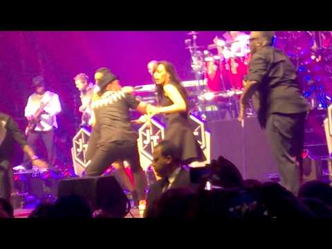 Shake Your Body Down to The Ground (cover The Jacksons) - Justin Timberlake (Olympia - Paris)