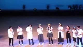 尼崎北高校コーラス部 2016 AK CHORUS Boys and Girls 1.Winding road...