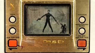 Deus Ex: HUMN RVLN Tiger Electronics Device
