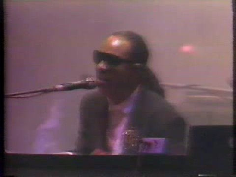 STEVIE WONDER ♫Higher Ground