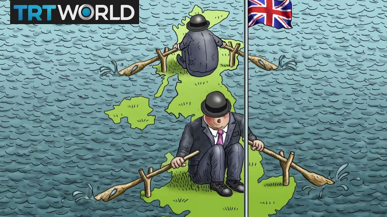 Brexit Cartoons Funny Papers Bring Laughter To Brexit Youtube